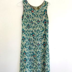 Reversible maxi dress - made in India